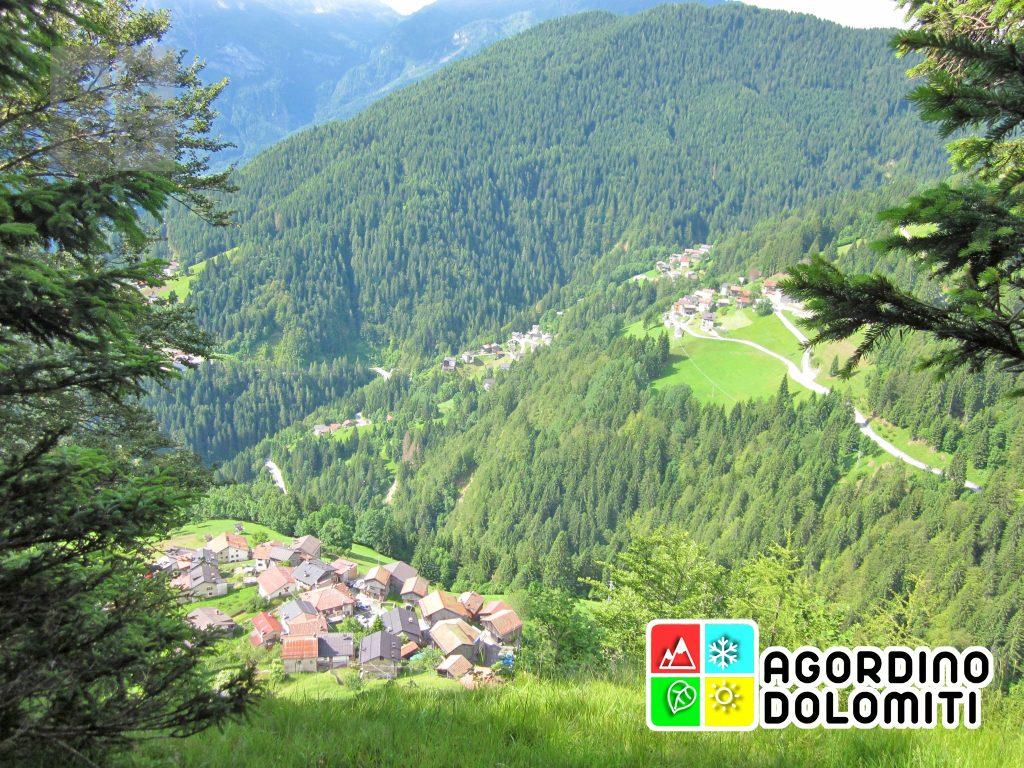Col de Tone - San Tomaso Agordino - Dolomiti