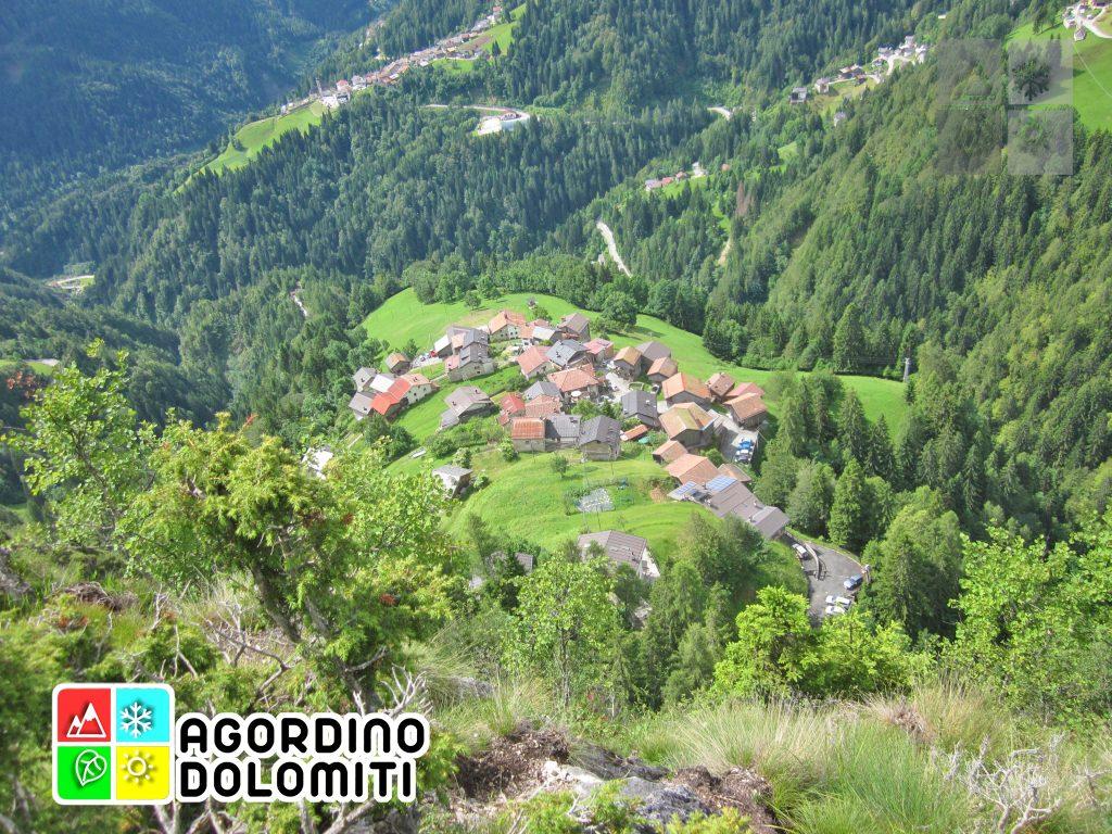 Costoia - Col de Tone - San Tomaso Agordino - Dolomiti