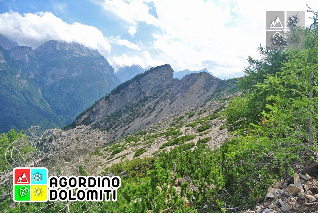 Frana del Monte Piz | Dolomiti UNESCO