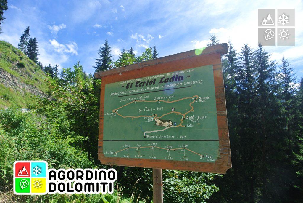 Teriol Ladin | Arabba | Livinallongo del Col di Lana | Dolomiti