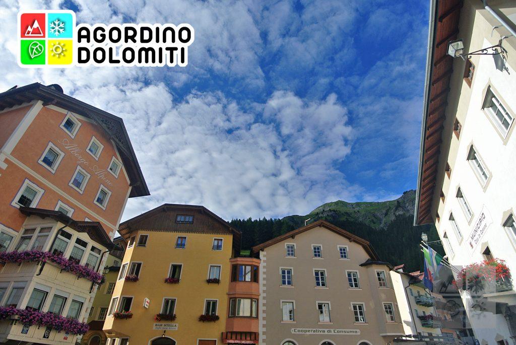 Architetture ladine a Pieve di Livinallongo