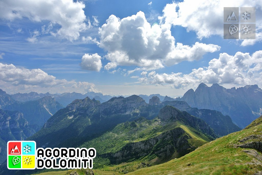 Cima Pape | Monte Pape | Escursioni nelle Dolomiti UNESCO