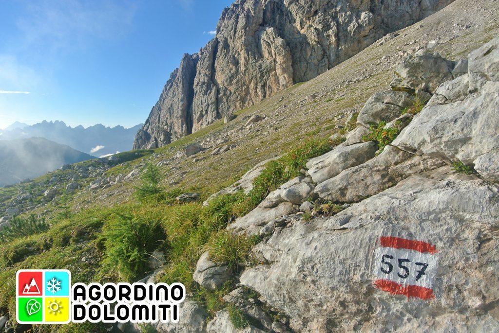 Via Normale sul Civetta | Escursioni in Agordino | Dolomiti UNESCO