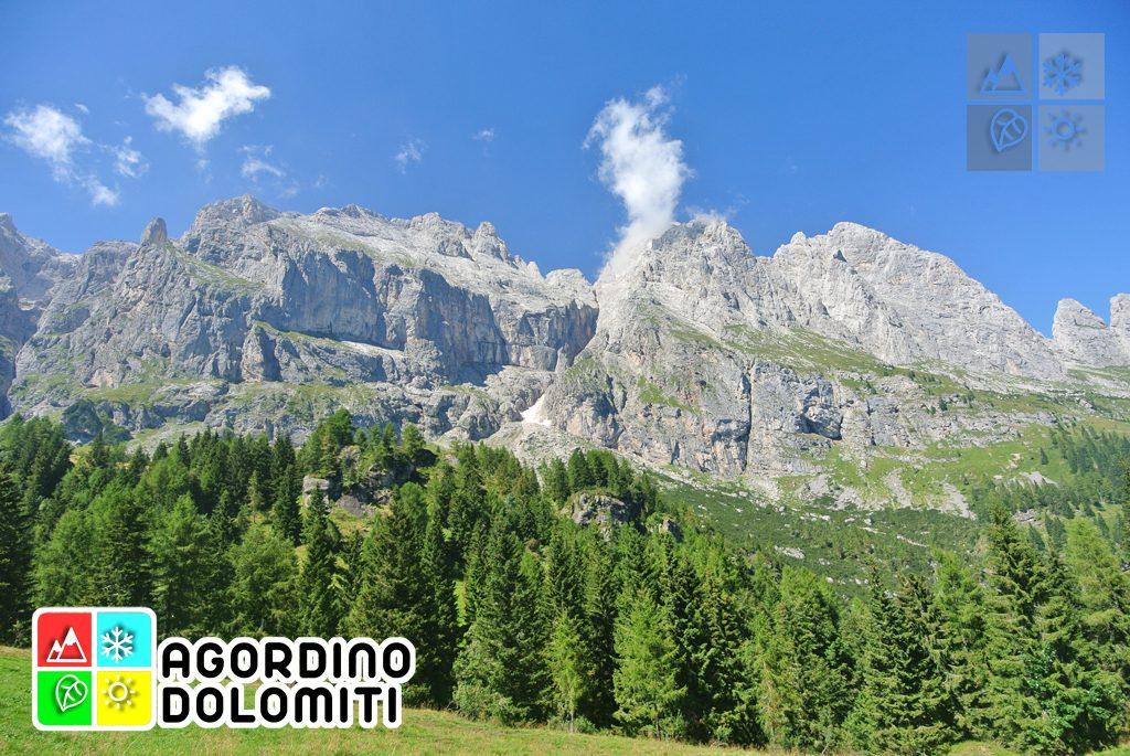 Monte Agner   Escursioni in Agordino   Dolomiti UNESCO