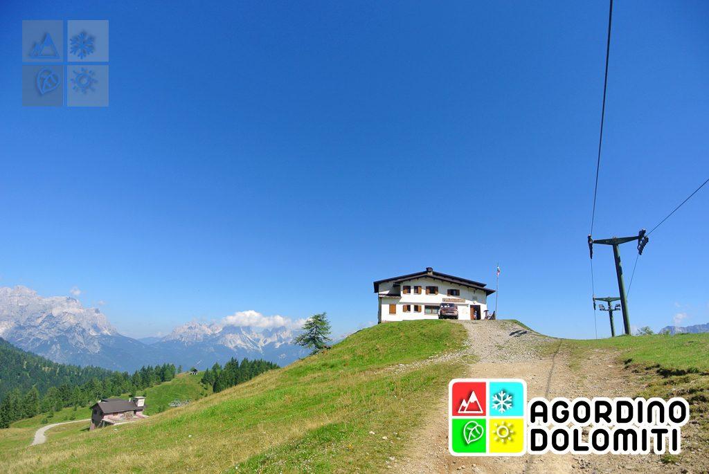 Rifugio Scarpa Guerkian | Escursioni in Agordino | Dolomiti UNESCO