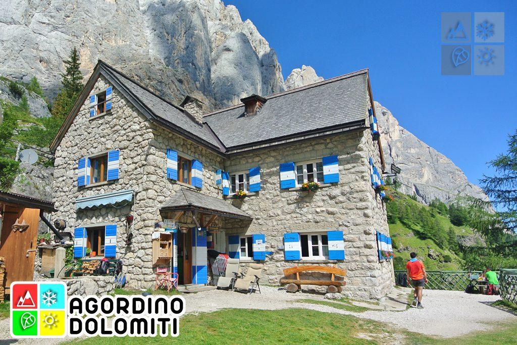 Rifugio Falier   Escursioni in Agordino   Dolomiti UNESCO