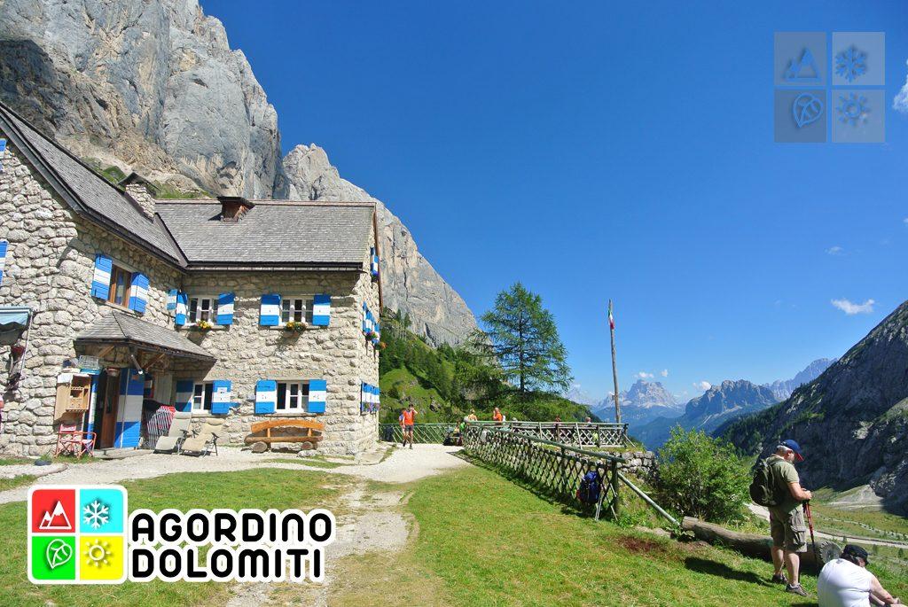 Rifugio Falier Escursioni in Agordino | Dolomiti UNESCO