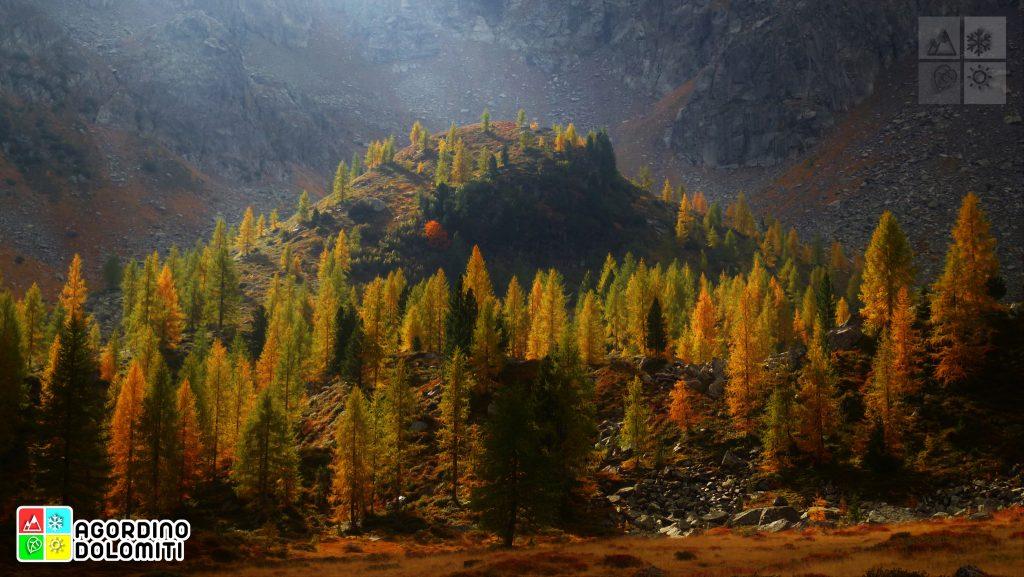 Autunno nelle Dolomiti UNESCO