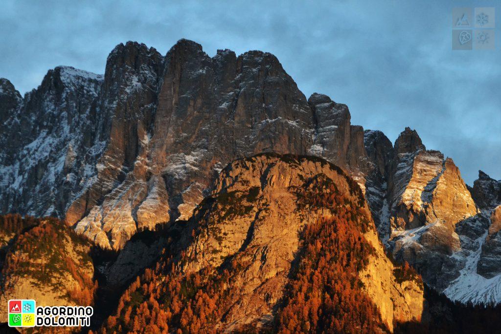 Autunno nelle Dolomiti