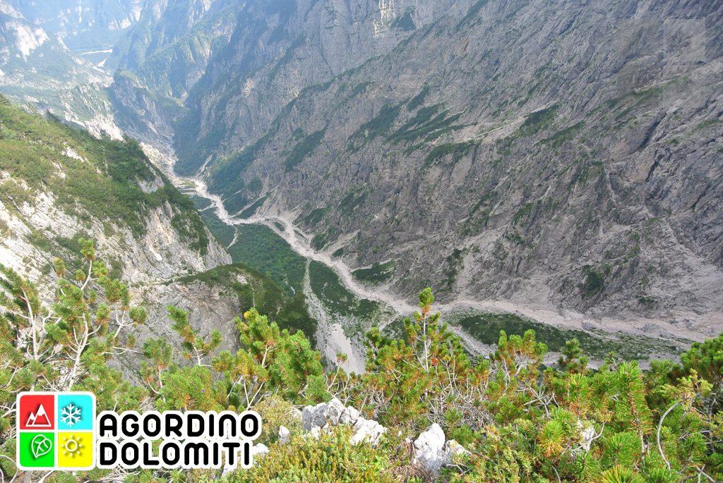 Bus de le Neole | Monti del Sole | Agordino Dolomiti
