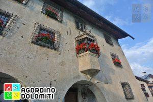 Strada da la Vena | Colle Santa Lucia - Livimallongo del Col di Lana | Dolomiti UNESCO