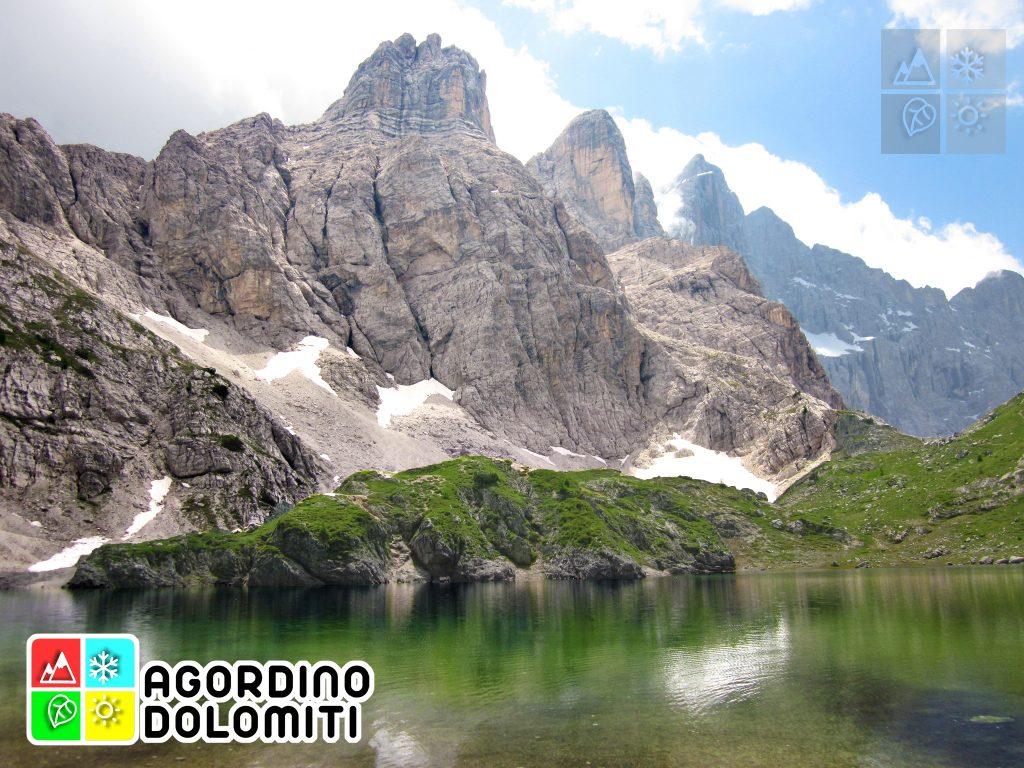 Lago Coldai | Alleghe | Civetta | Dolomiti
