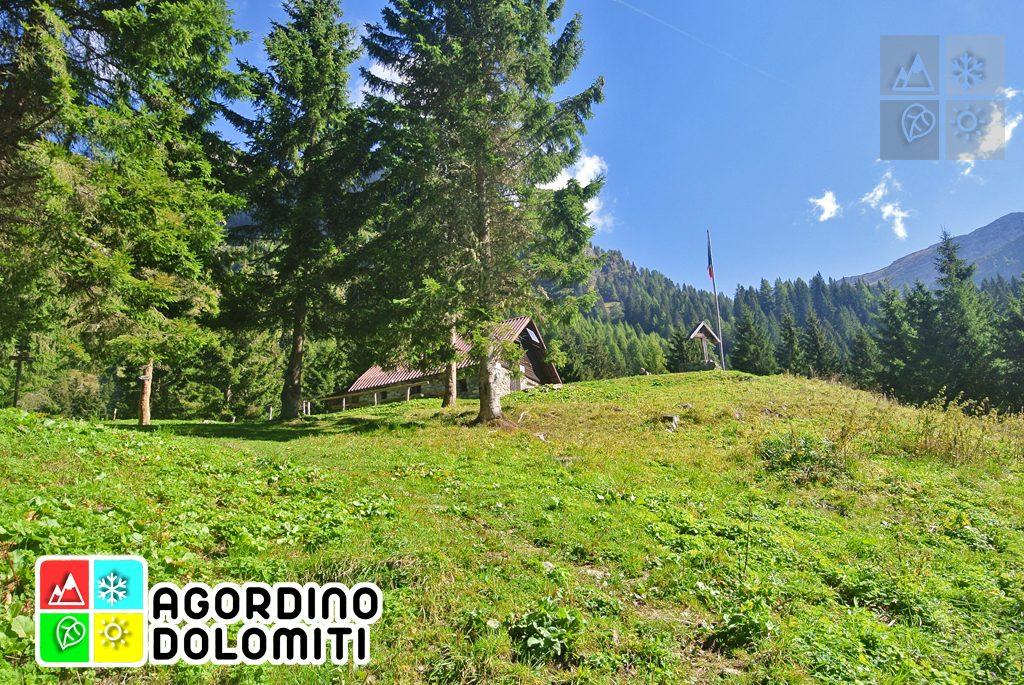 Malgonera e Doff | Valle di San Lucano | Agordino | Pale di San Martino | Dolomiti UNESCO