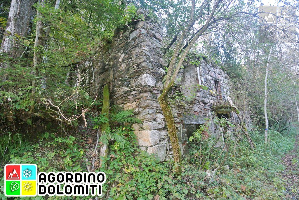 Miniere di Vallalta | Gosaldo | Agordino | Dolomiti Patrimonio Naturale dell'Umanità UNESCO