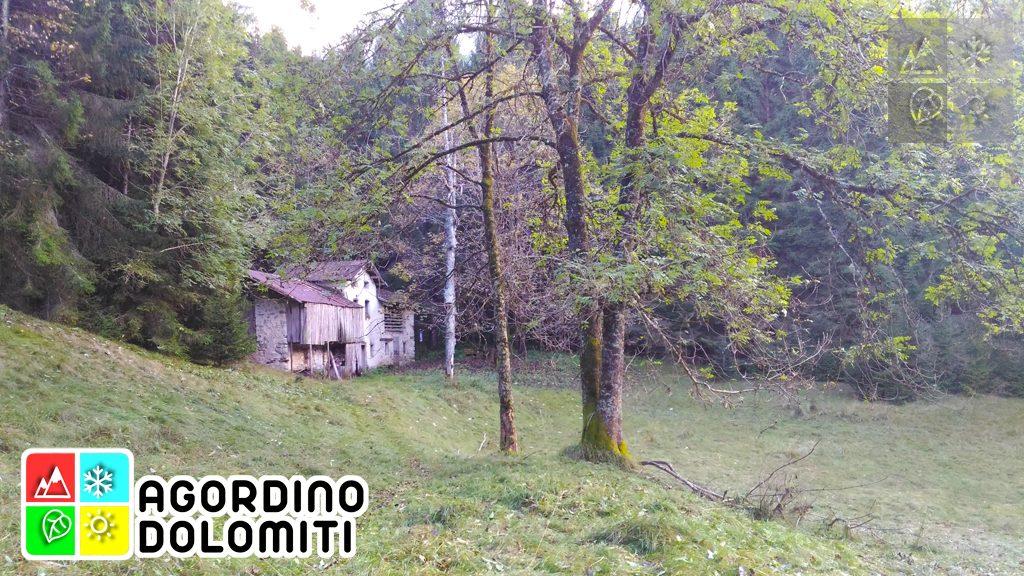 Miniere di Vallalta Gosaldo Dolomiti