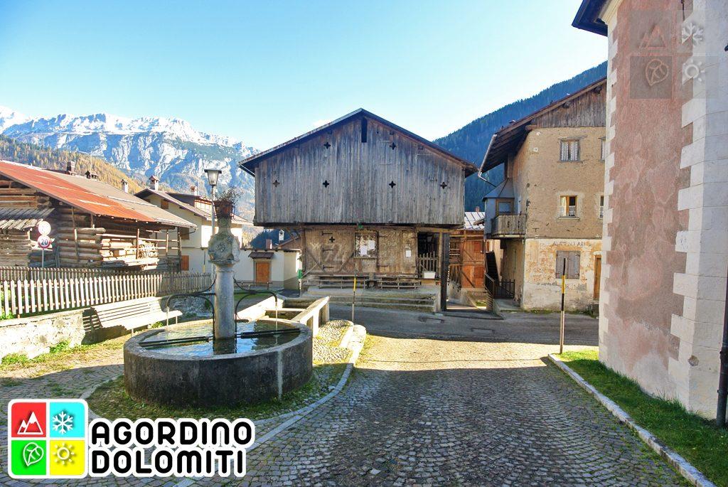 Chiesa di San Simon | Vallada Agordina | Dolomiti