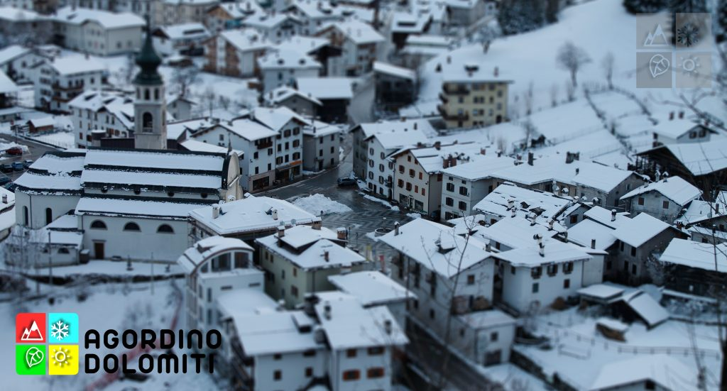 Canale d'Agordo, Val Biois, Dolomiti UNESCO